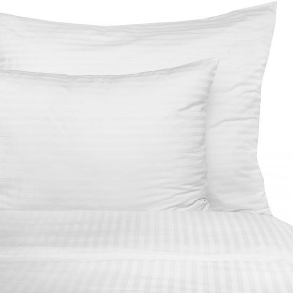 Jane fehér damaszt ágyneműhuzat